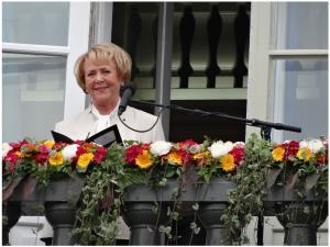 Frú Vigdís Finnbogadóttir